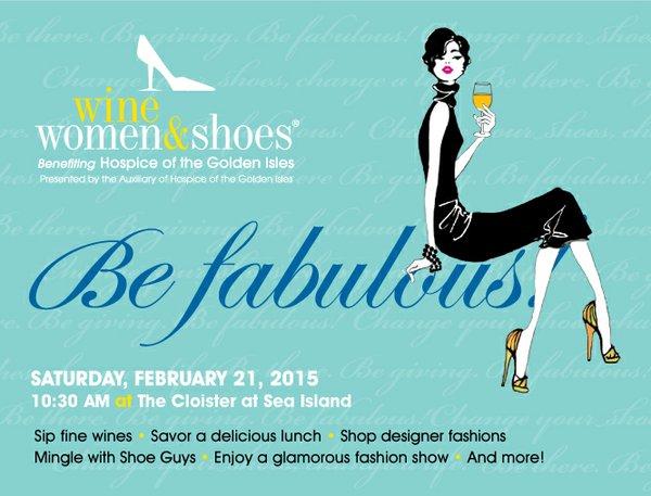 Wine Women & Shoes 2015