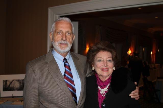 John Huey and Millie Wilcox