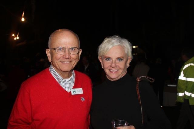Ben Slade and Carol Parks