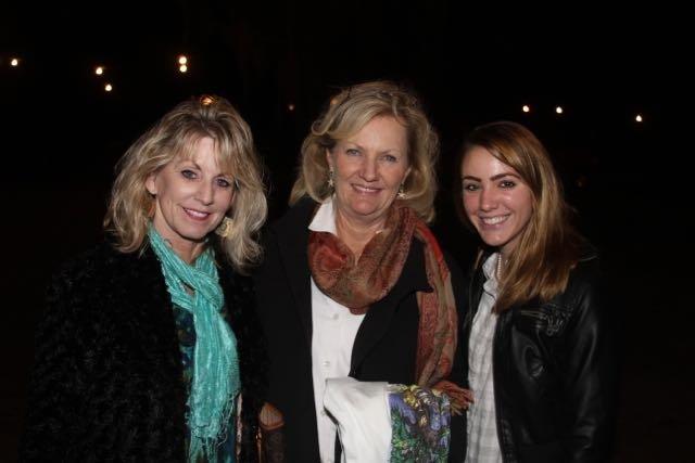 Duane Shearer, Vicky Sawall, Savannah Swinehart