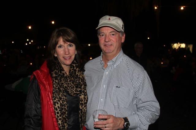 Stephanie and Chris Jones