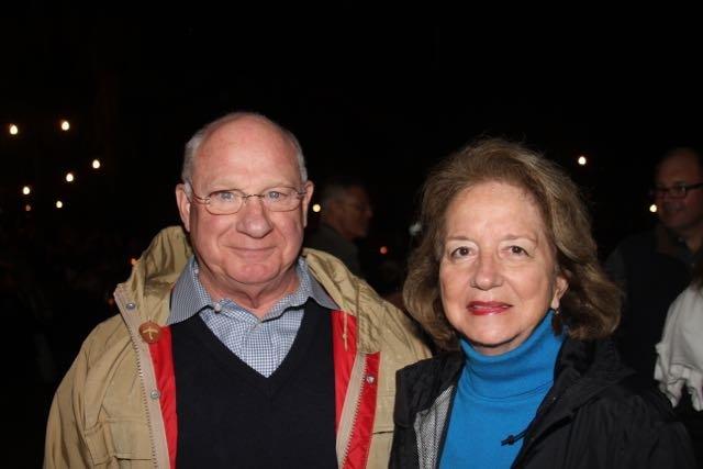 Wayne and Mary Rentz