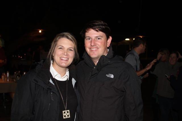 Ann and Scott Coleman