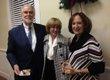 Bob and Sally Cunningham, Denise Trethaway