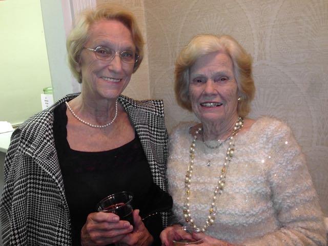 Nancy Zell, Delia Schlosser
