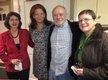 Alice Nightingale, Emmi and Paul Doucette, Sara Greene