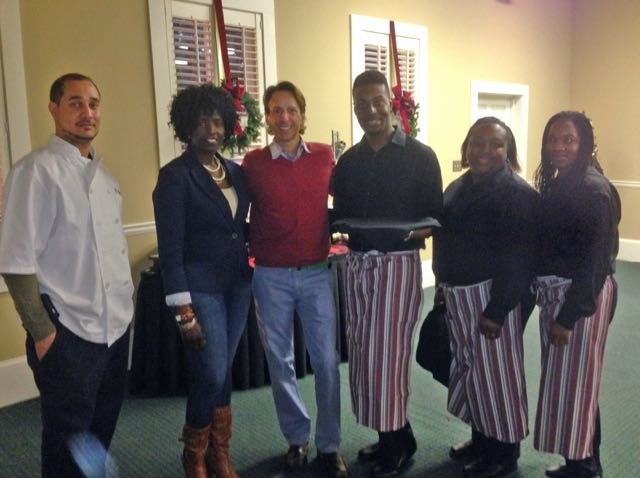 Andre Walls, Latraille Williams. Jay Anderson, William Lewis, Beverly Arguello, Sharhonda Brennon