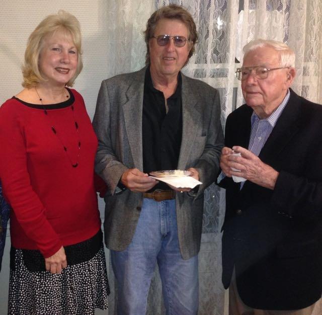 Sherrye Gibbs, Robert Sales, Bob Brown