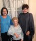 Ellen McBride, Sara Ratcliffe, Bobbie Patrick