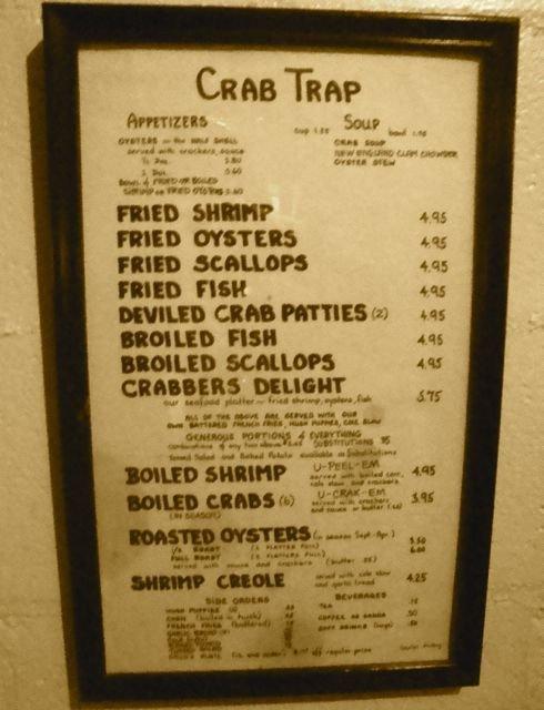Crab Trap 1