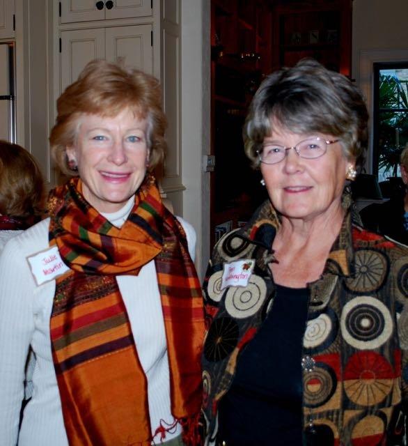 Julie Martin, Ann Worthington
