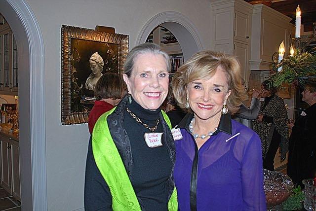 Caroline Plyler, Victoria Simms