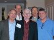 Tom Flickenger Jr., Jim Harrel, Tom Flickenger Sr., Geoff Flickenger, Mark Gagliano