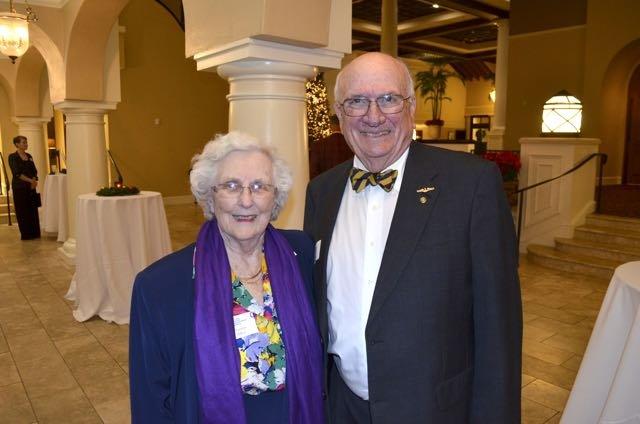 Frances and Millard Allen
