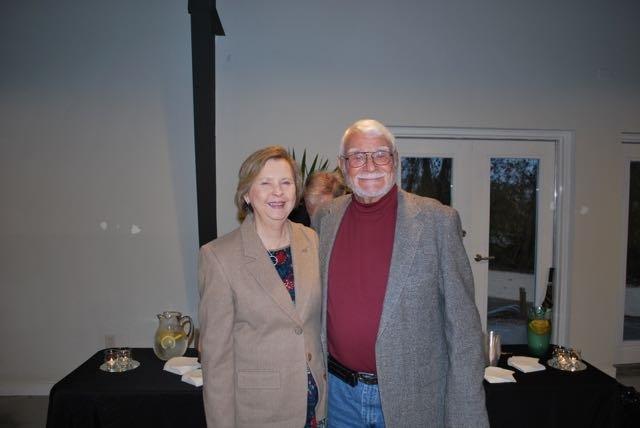 Betty Vaughn, Don Schoonover