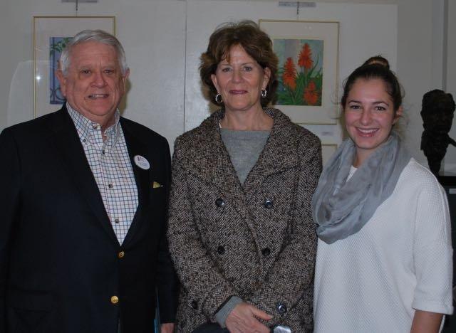 Fred Cuthbert, Ella Cart, Margaret Cart