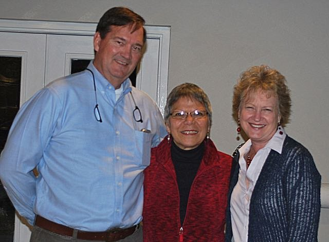 Jeff Culwell, Debbie Craig, Karen Culwell