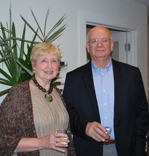 Lucy and David Loehle