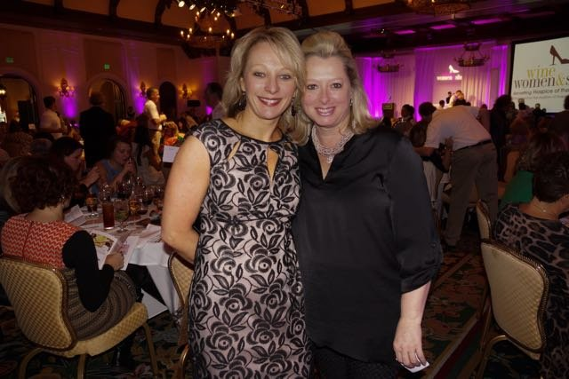 Event Chairs Lora Lee Frazier, Cissy Thompson
