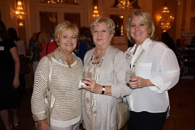 Sara Sheffield, Sandra Langford, Terri Langford