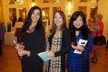 Bridgett Pavone, Tina Daniel, Lorena Harris