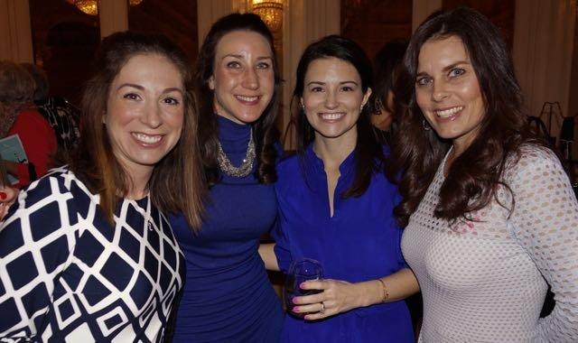 Monica Arborgast, Tricia Amoda, Monica Lavin, Marisa Perez