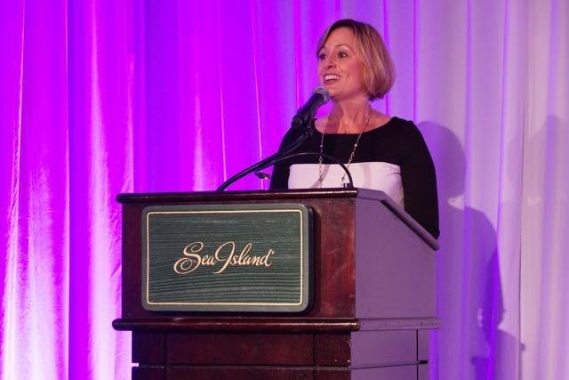 Hospice of the Golden Isles CEO Karen Brubaker