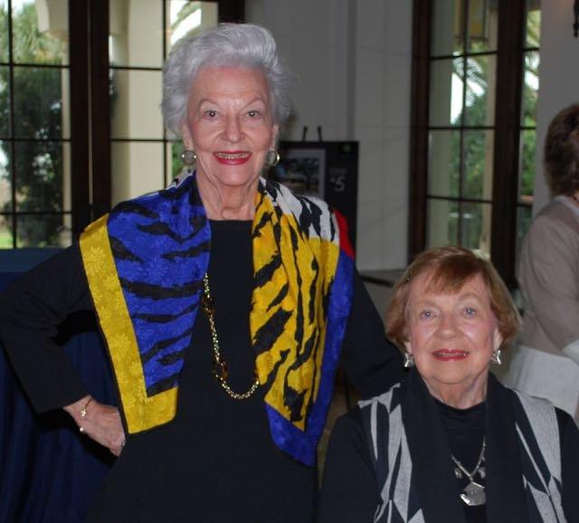 Marie Dodd, Pat Collins