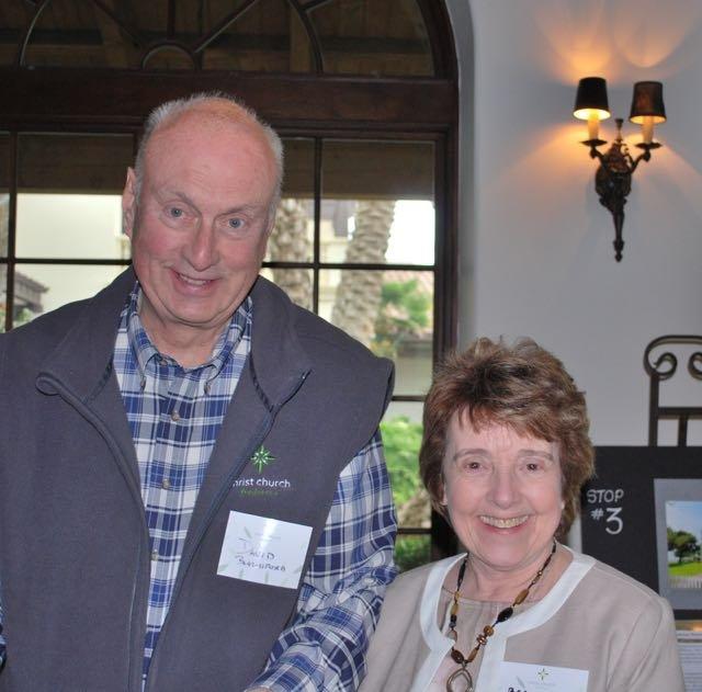 David and Beryl Blatchford