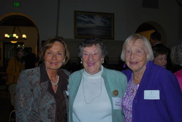 Carol Davis, Char Raymond, Jane Rives