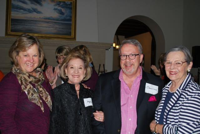 Karin Mills, Sharon Flores, David Lowe, Elizabeth Freyer