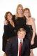 Standing (from left): Desiree Varnedoe, Chandra Kendall, Sarah Broyle; kneeling: Freddie Stroud