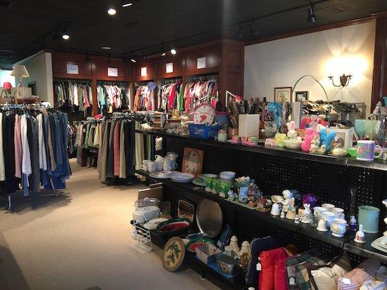 SSI Thrift Shop