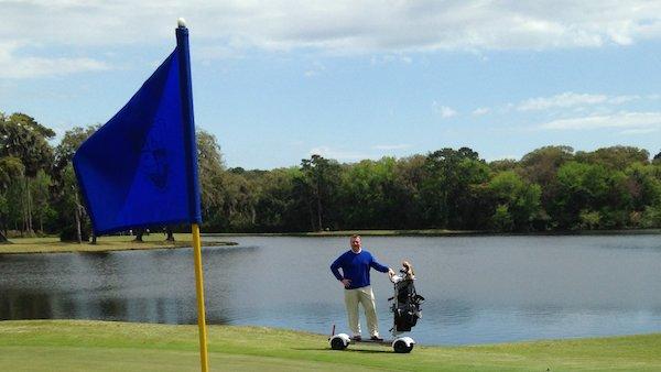 GolfBoard King and Prince