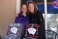 BJWC Treasurer Kim Pickren and President Valerie Barnett