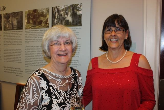 Janet Gordon, Myrna Crook
