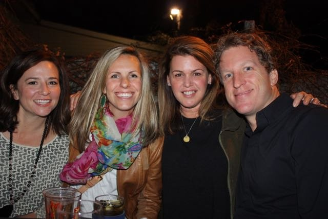 Carol Wommack, Joanna Hooper, Janet Zeh, Jason Hooper