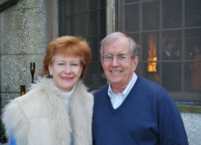 Julie and Mike Martin