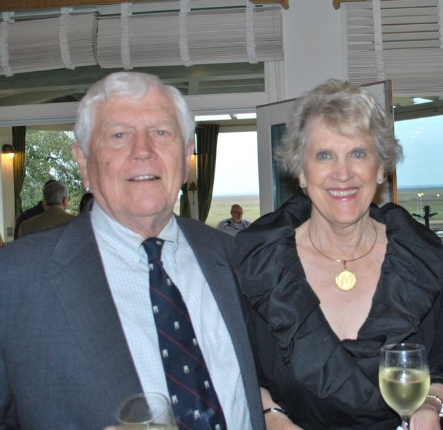 Bob and Nancy Butler