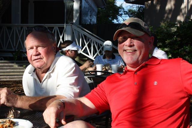 Buddy Stein, Tom Buchanan