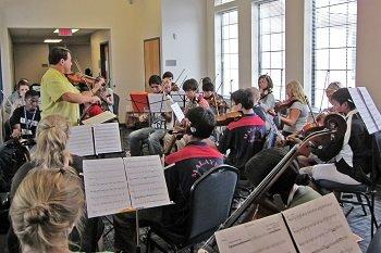 Coastal Youth Symphony