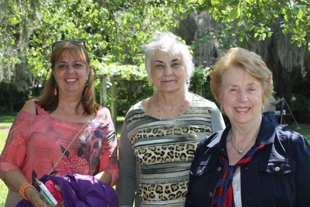 Angie Votsis, Phyllis Shockley, Barbara Smith