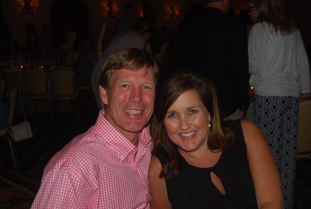 Stan and Jennifer Robinson