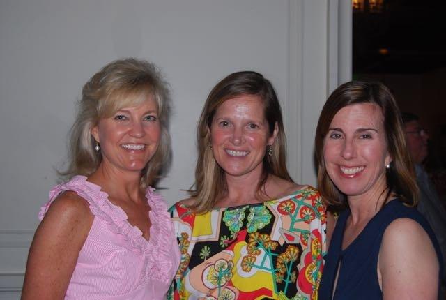 Anna Stroud, Meady Watkins, Susan Davenport