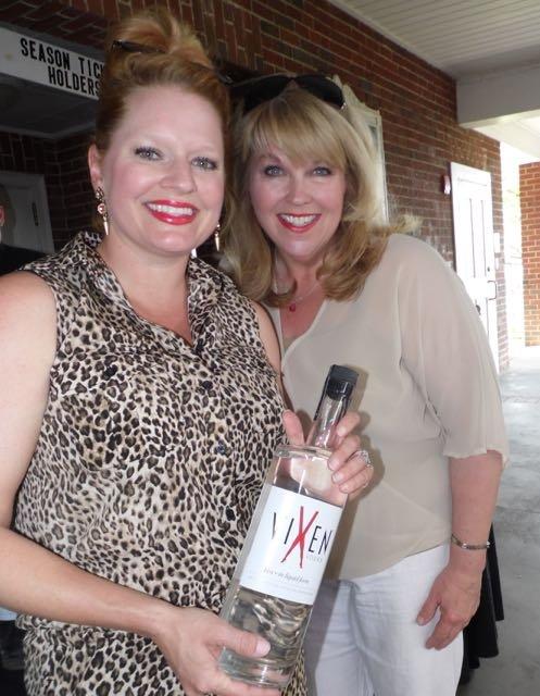 Carrie King and LeeAnn Maxwell of Vixen Vodka