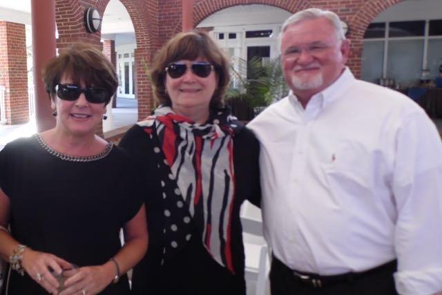Sis Wood, Diane and Kenny Swofford