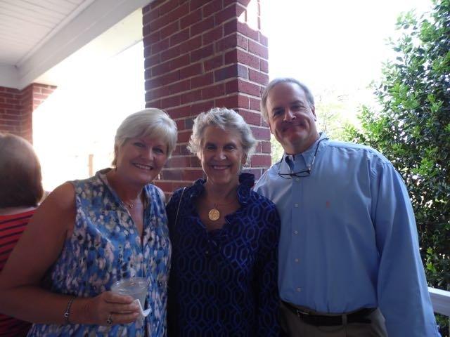 Lee Burton, Nancy Butler, Jeff Burton