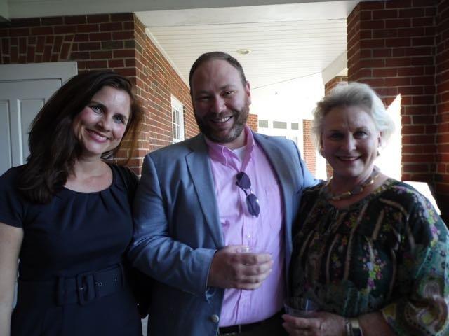 Mary Callaway Hunt, Jeff Waters, Baba McCaffrey