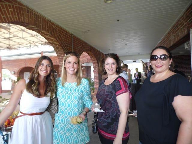 Victoria Marchetto, Meg Meyer Von Bremen, Catherine Maybank, Angela Dineen
