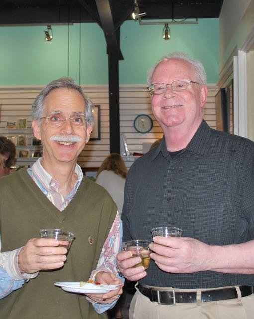 Michael Goldman, Dr. Mark Friedman